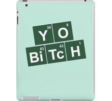 Breaking Bad - Yo Bitch iPad Case/Skin