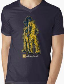 Breaking Dead Mens V-Neck T-Shirt