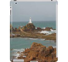 La Corbiere lighthouse iPad Case/Skin