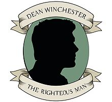 Dean Winchester - The Righteous Man by rileybrennan