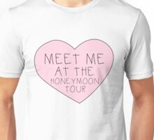 Meet me at the Honeymoon Tour Unisex T-Shirt