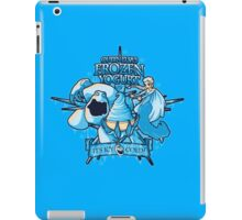 Frozen Yogurt iPad Case/Skin