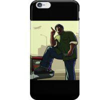 Big Smoke iPhone Case/Skin