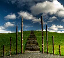 The Sky Gate by Gary Tumilty