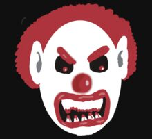 Psycho Vampire Clown.  by Rajee