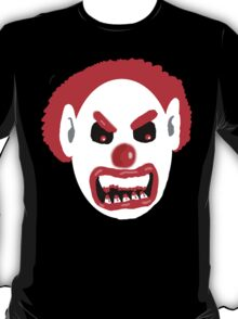 Psycho Vampire Clown.  T-Shirt