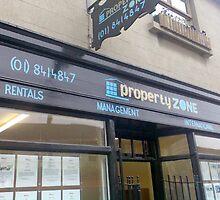 property zone sign by imajicabizz