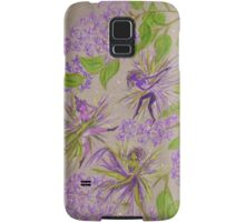 french lilacs Samsung Galaxy Case/Skin