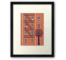 The fly (day) Framed Print