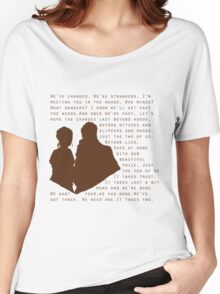 Into The Woods: Baker & His Wife Women's Relaxed Fit T-Shirt
