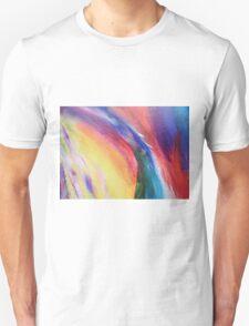 """Velocity No.2"" original artwork by Laura Tozer Unisex T-Shirt"