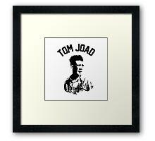 Tom Joad Framed Print