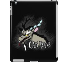 My Little Pony Discord - Chaos Reigns iPad Case/Skin