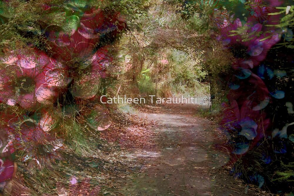 Leaving Secret Garden by Cathleen Tarawhiti