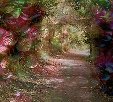 Leaving Secret Garden by Cathleen Tarawhiti
