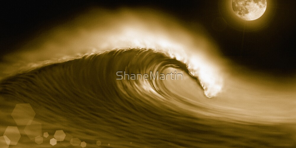 Moonwave I by ShaneMartin