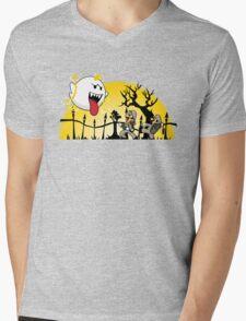 Ghostbusters Bros Mens V-Neck T-Shirt