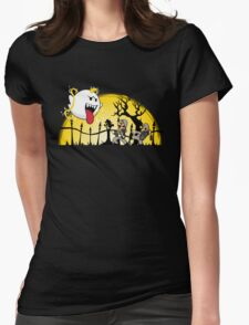 Ghostbusters Bros Womens Fitted T-Shirt