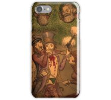 Slashing by O von Ordovich iPhone Case/Skin