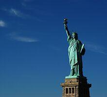 Lady Liberty by McClurePhoto