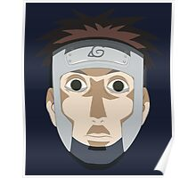 Yamato's Scary Face 2 - Naruto Poster