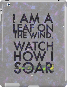 A Leaf on the Wind by Jack Howse