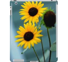Sunshine Sunflowers iPad Case/Skin