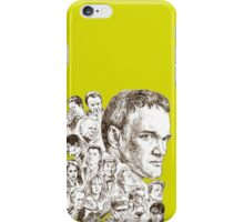 THE TARANTINOS iPhone Case/Skin