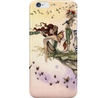 Where The Wind Takes You iPhone Case/Skin
