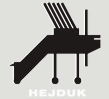 John Hejduk Victims Architecture T shirt T-Shirt