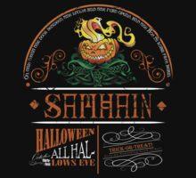 Samhain (Halloween) Design by celthammerclub