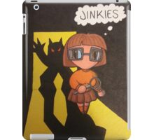 Jinkies iPad Case/Skin