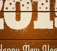 New year symbol Sticker