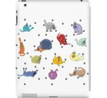 bad manners.... iPad Case/Skin