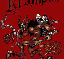 Merry Krampus! by celthammerclub