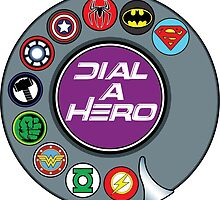 Dial a Hero by EmzRees