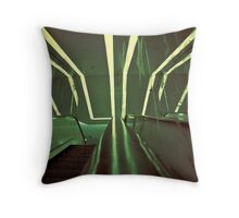 Claws of light Throw Pillow