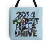 J Cole 2014 Forest Hills Drive Tote Bag