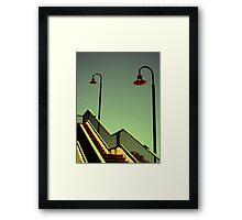 Street2 Framed Print