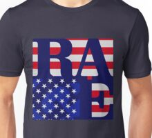Rage Against the Machine- Renegades Flag Unisex T-Shirt