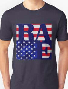 Rage Against the Machine- Renegades Flag T-Shirt