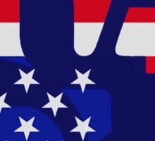 Rage Against the Machine- Renegades Flag Sticker