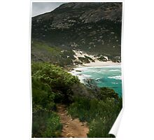 Wilsons Promontory - Little Oberon Bay Poster