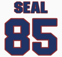 National football player Paul Seal jersey 85 by imsport