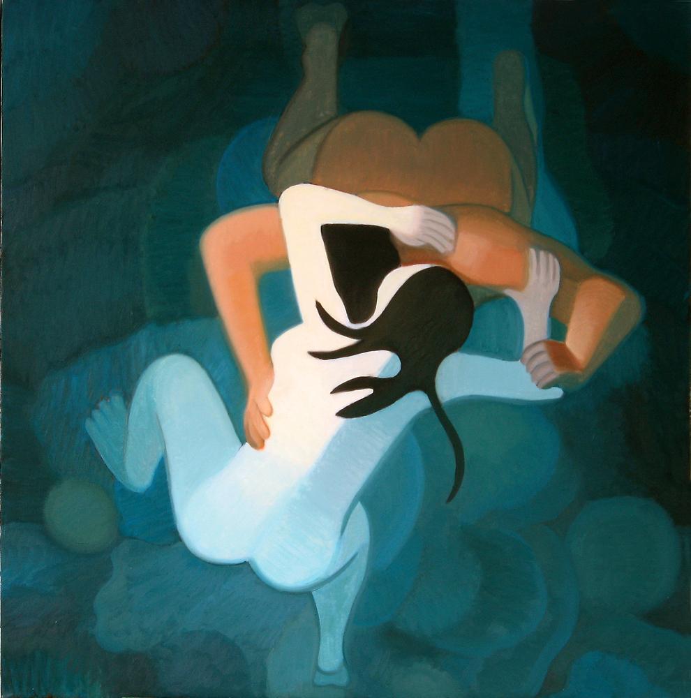 Couple by Elohim Sanchez