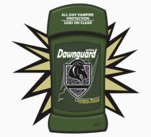 Skyrim Dawnguard Deodorant by Caveman86