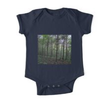 HDR Composite - Hillside and Trees One Piece - Short Sleeve