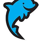 Big Blue Dolphin by gstrehlow2011