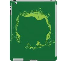 Emerging from the Earth iPad Case/Skin