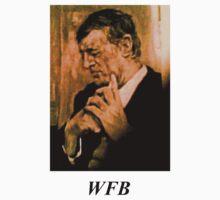 William F. Buckley, Jr by Barbara Sparhawk